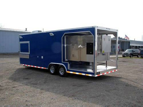 Large Open Bed Trailer For Sale Used