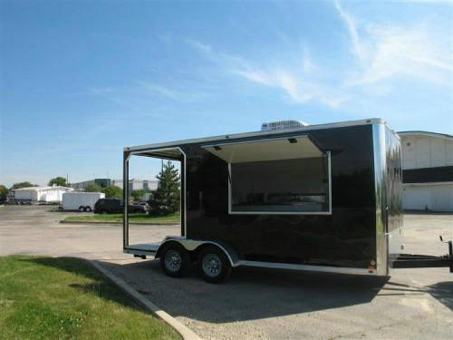 BBQ Trailers | Custom Barbecue Trailers Built to Order