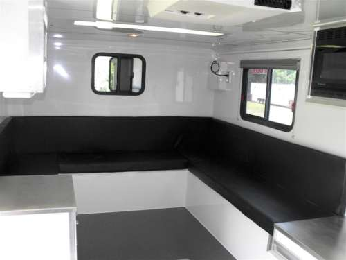 E169578 #011 Interior of Recovery Compartment