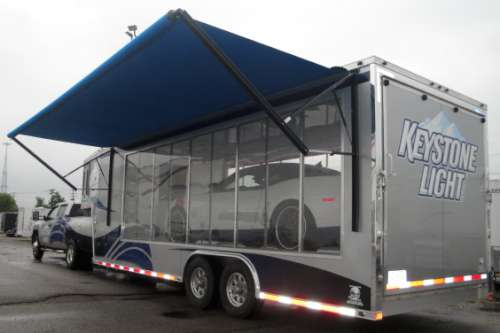 Diy Retractable Vehicle Awning Hot 2013 New Style